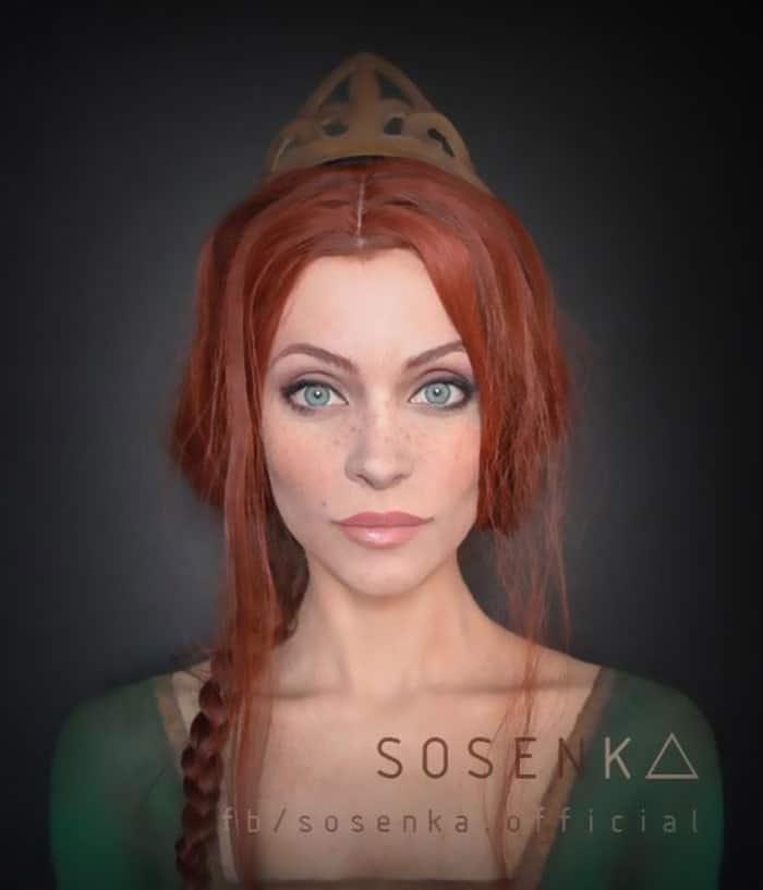 Princess Fiona, Shrek