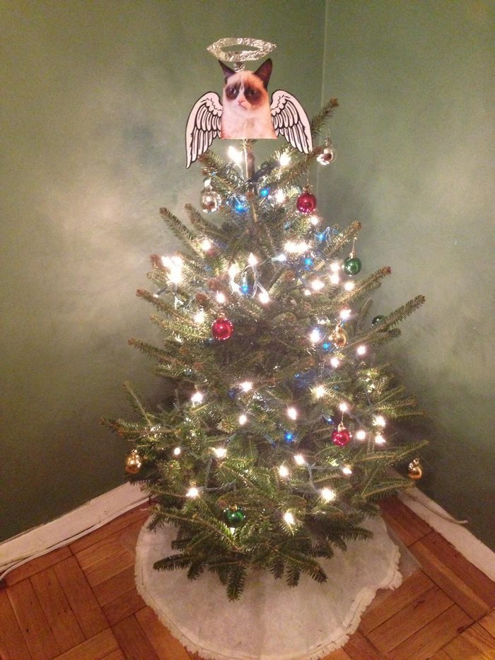 My Tree Topper