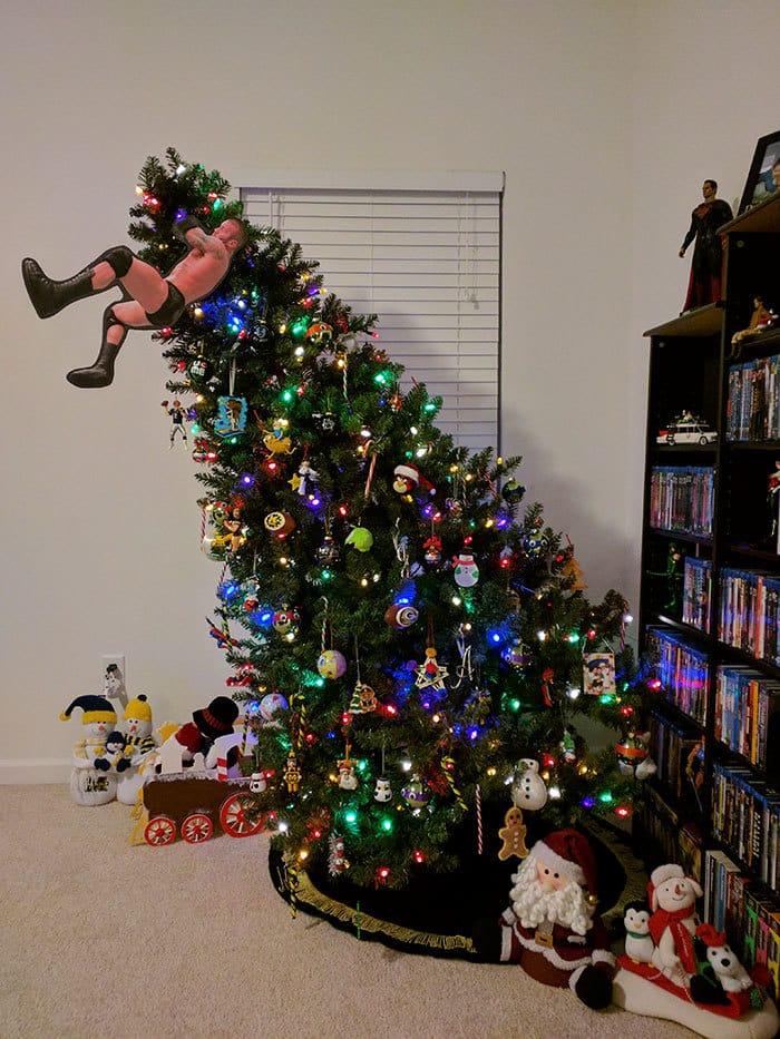 This Is The Best Tree Top Ornament