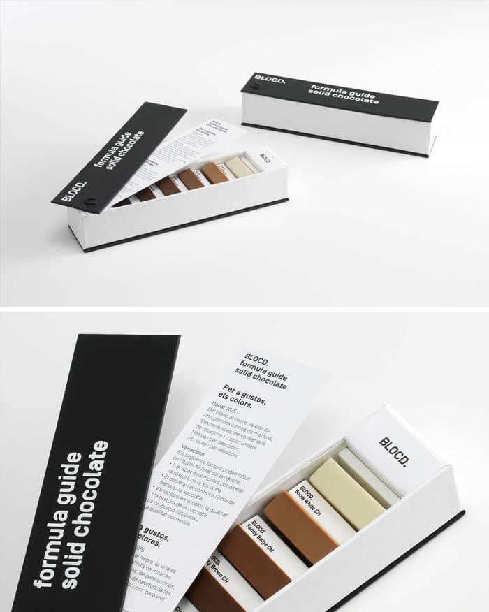 Chocolate Pantone