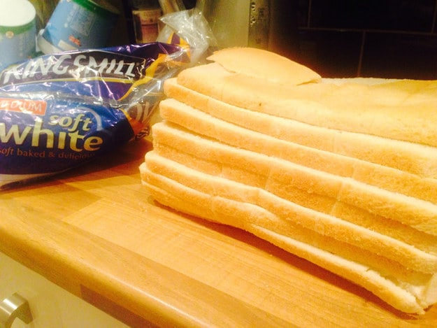This sliced bread: