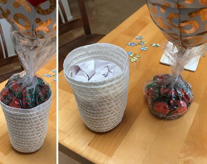 Этот кубок «Полный» конфеты