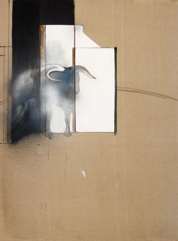Francis Bacon: Study Of A Bull (1991)