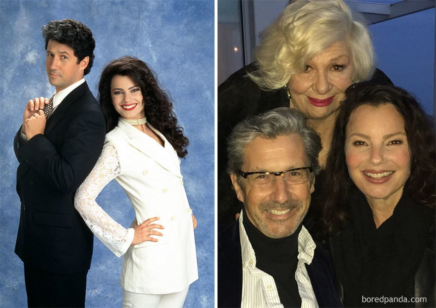 The Nanny: 1993 Vs. 2016