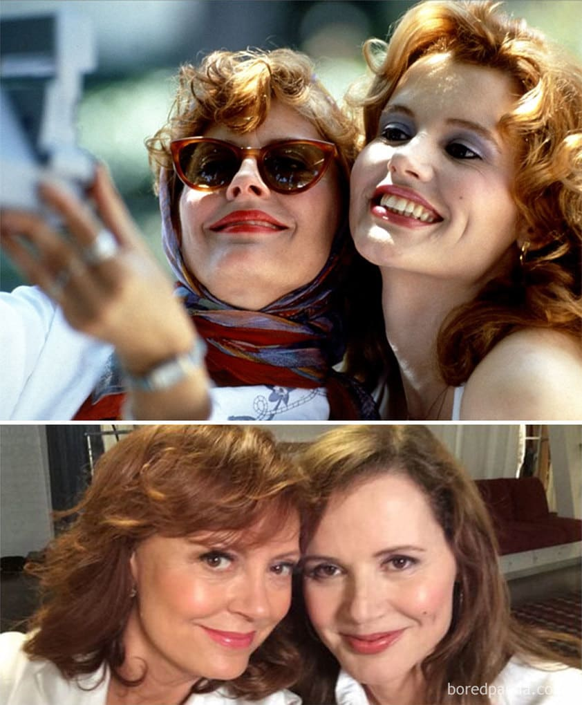 About Thelma & Louise: 1991 Vs. 2014