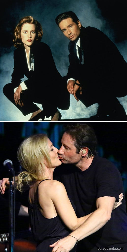 The X-Files: 1993 Vs. 2015