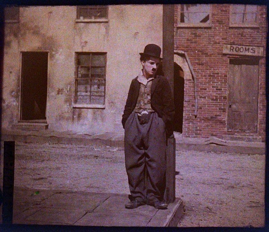 Charlie Chaplin, 1918
