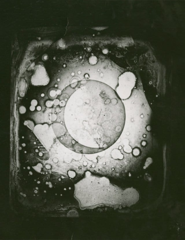 First Photograph of the Moon