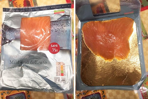 Very Disappointing And Misleading Packaging