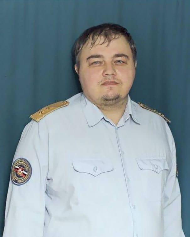 Russian Leonardo Di Caprio In The Ministry Of The Interior Of The Russian Federation