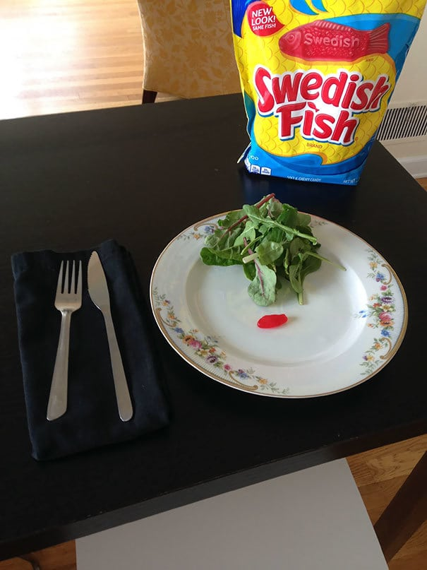 My Girlfriend Asked Me To Make Fish For Dinner Tonight. I Will Let You All Know If We Are Still Together Tomorrow