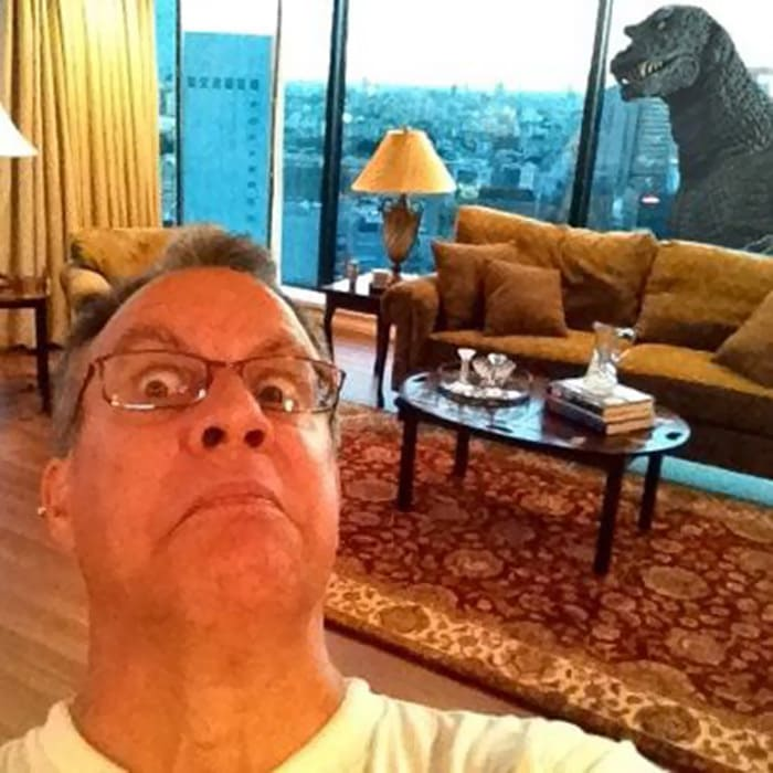 My Dad Just Moved To Tokyo. I Asked For A Picture Of The View From His Apartment...