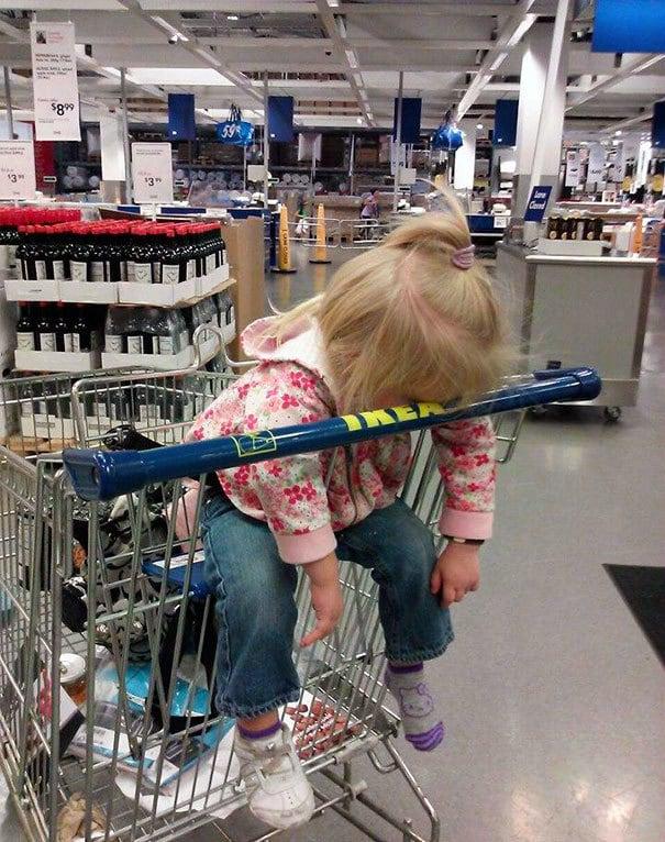 Дремая В Ikea