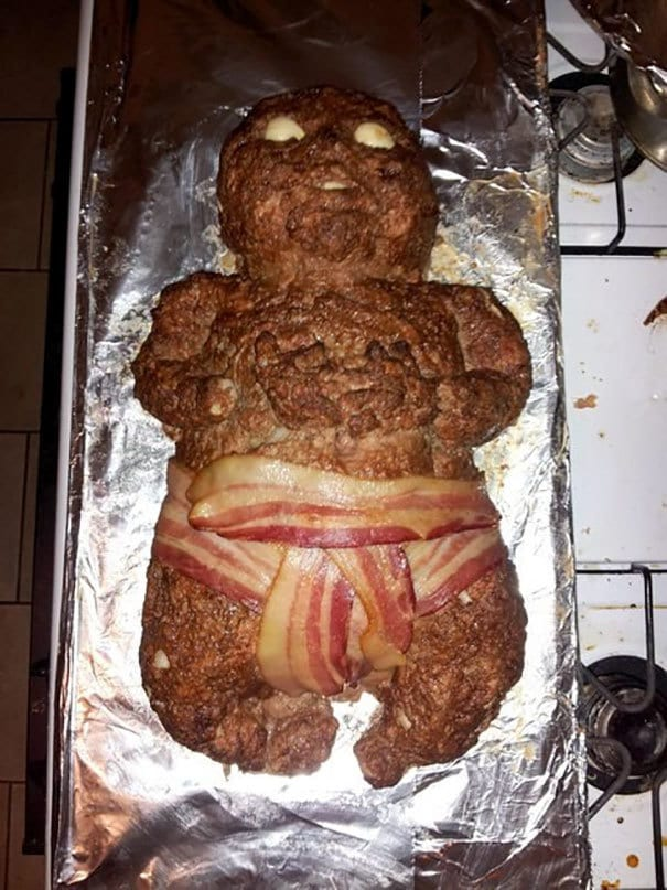 Meatloaf Baby From Your Nightmares