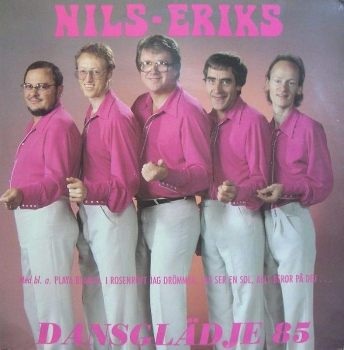 Nils Eriks