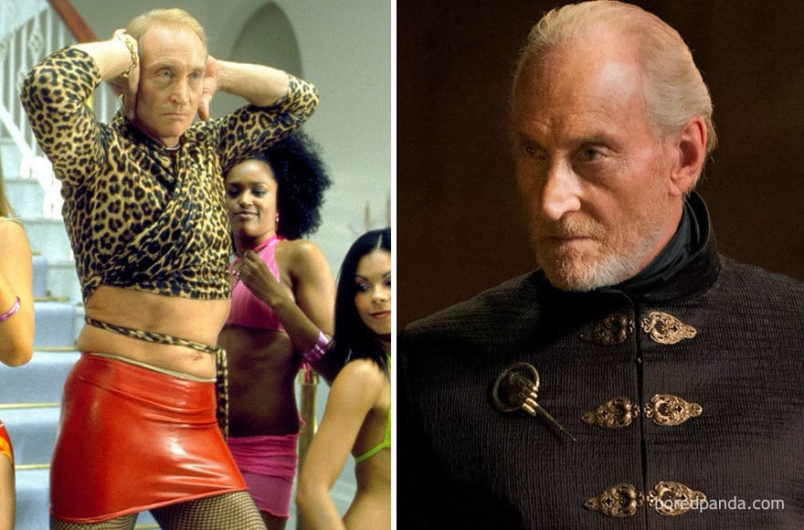 Charles Dance As David Carlton (in 2002