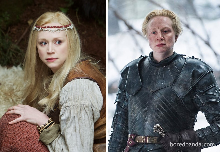 Gwendoline Christie As Lexi (In 2012