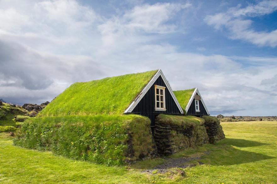 Hellissandur , Iceland