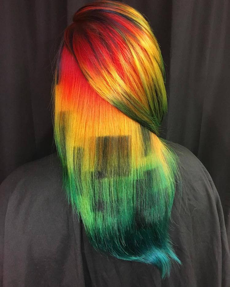 Hair Art Ursula Goff Artistic Hair