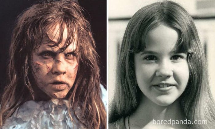 Regan Macneil - Linda Blair (The Exorcist, 1973)