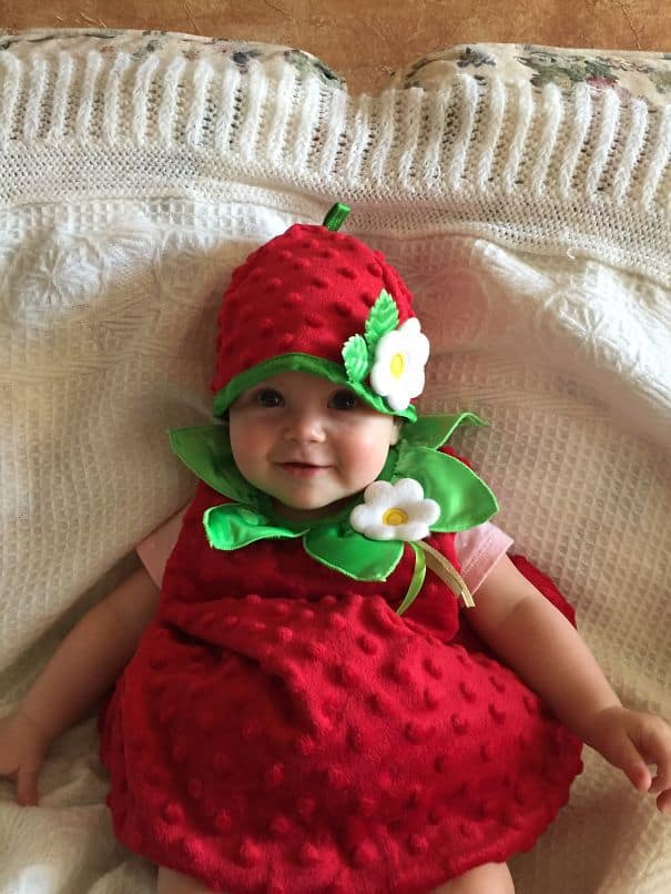My Little Strawberry