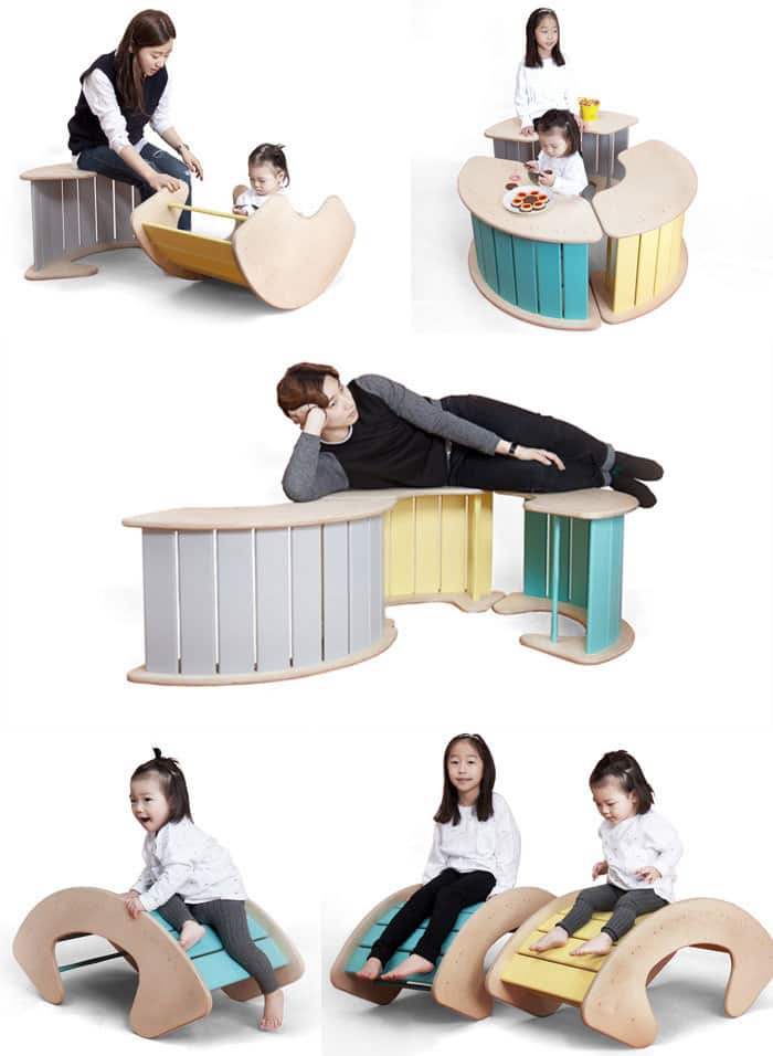Oh Rocking Furniture Multi-Functional Furniture
