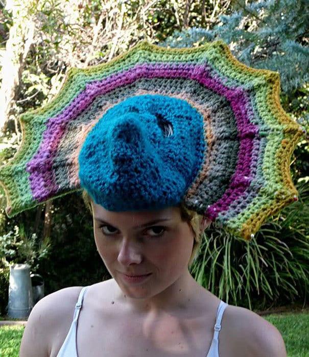 33 крутые вязаные шапки, чтобы выделиться из толпы этой зимой - 26