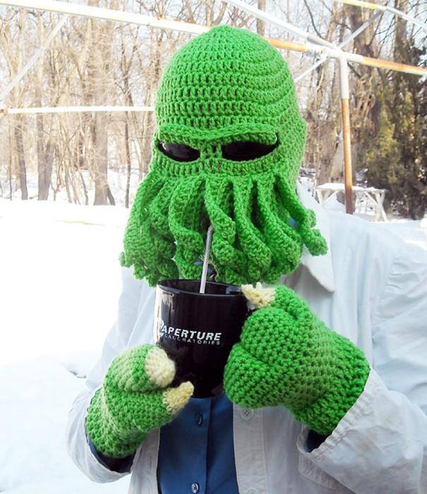 33 крутые вязаные шапки, чтобы выделиться из толпы этой зимой - 3