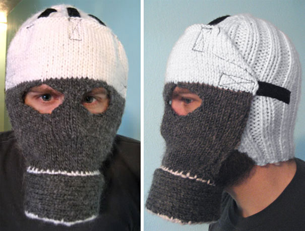 33 крутые вязаные шапки, чтобы выделиться из толпы этой зимой - 31