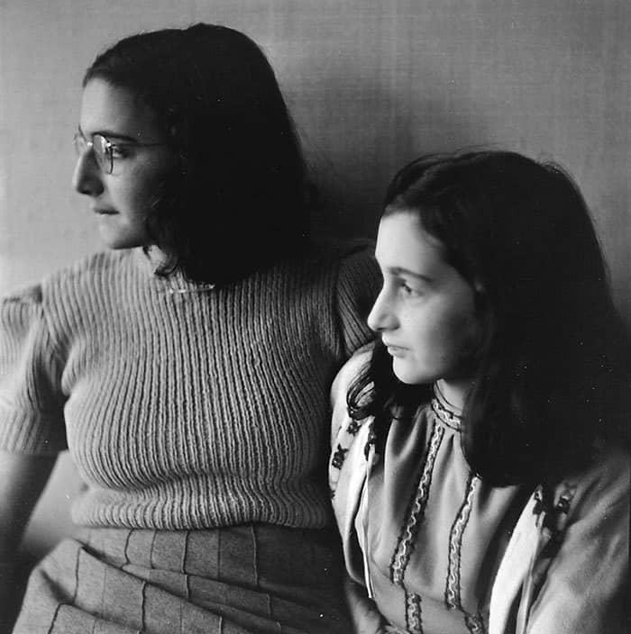 Анна Франк, 15, 1929-1945