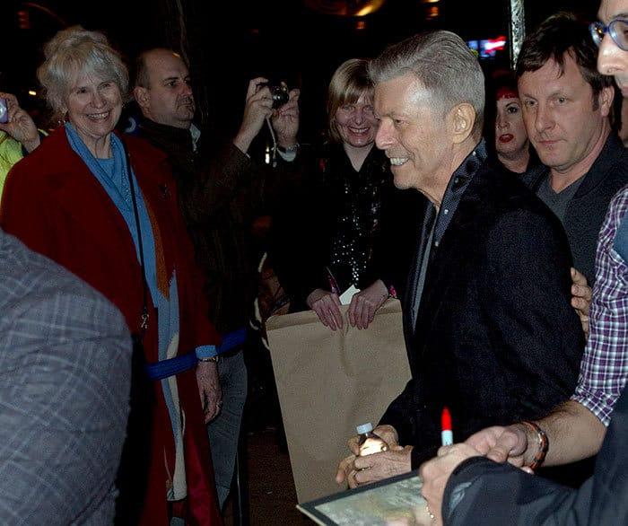 Дэвид Боуи, 69, 1947-2016