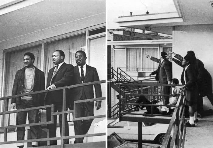 Мартин Лютер Кинг, младший, 39, 1929-1968