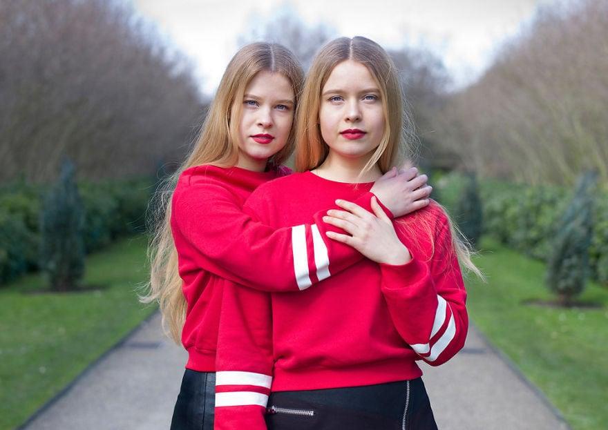 Violeta And Irina