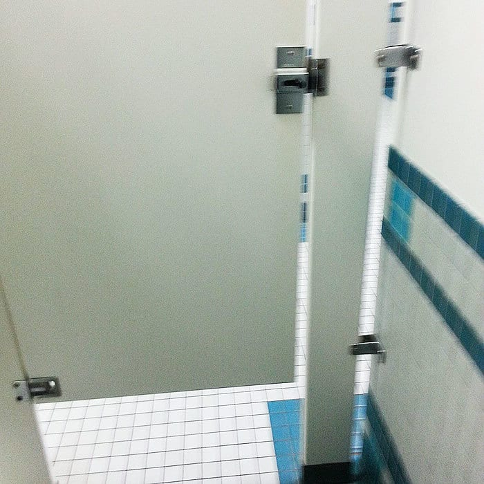 I Might As Well Just Shit With The Door Open
