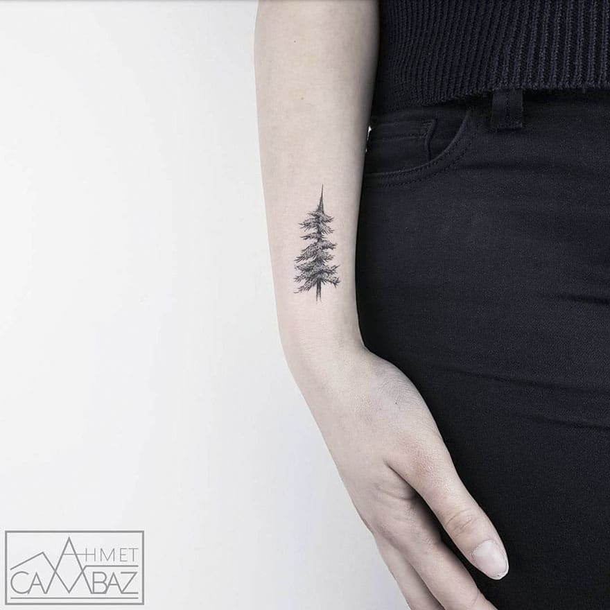 Minimalist-simple-tattoos-ahmet-cambaz