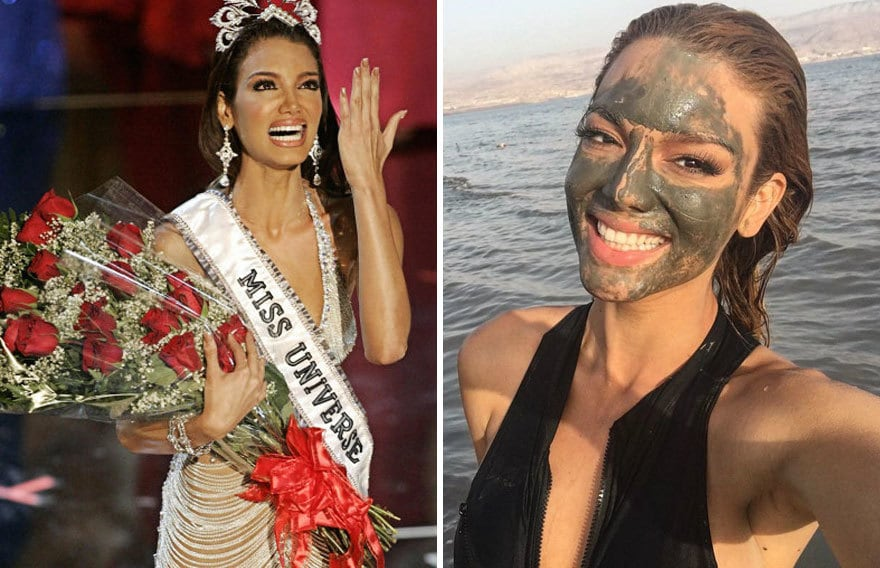 Zuleyka Jerrís Rivera Mendoza (Puerto Rico), Miss Universe 2006