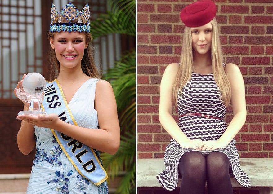 Alexandria Mills (USA) Miss World 2010