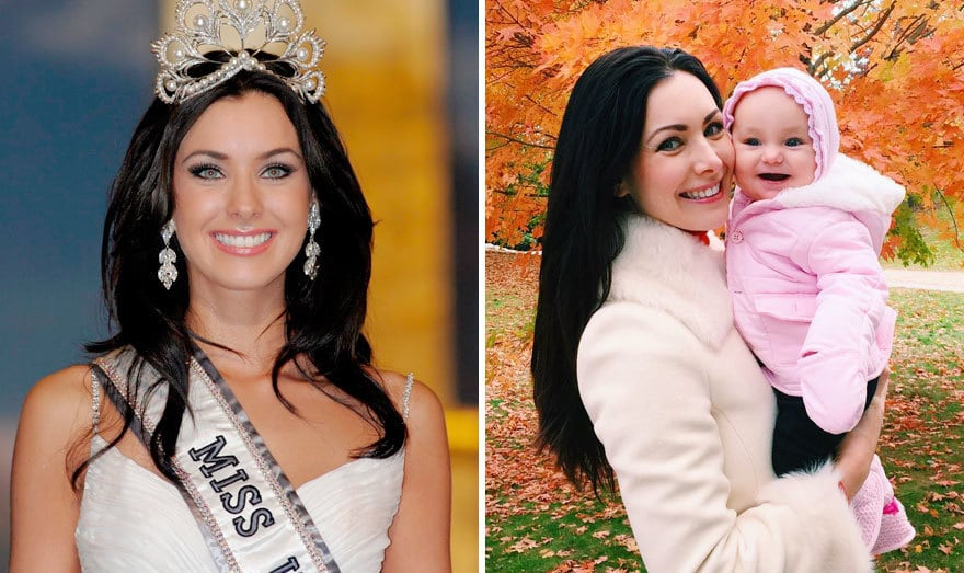 Natalie Glebova (Canada), Miss Universe 2005