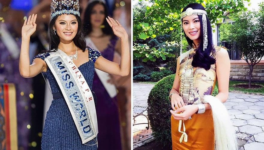 Yu Wenxia (China), Miss World 2012