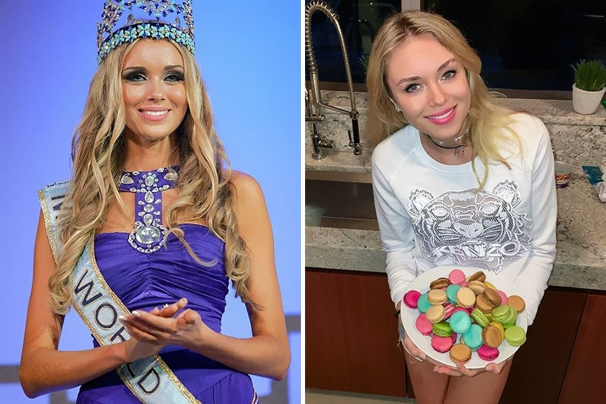 Ksenia Sukhinova (Russia), Miss World 2008