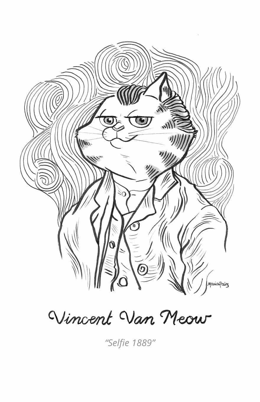 Vincent Van Meow