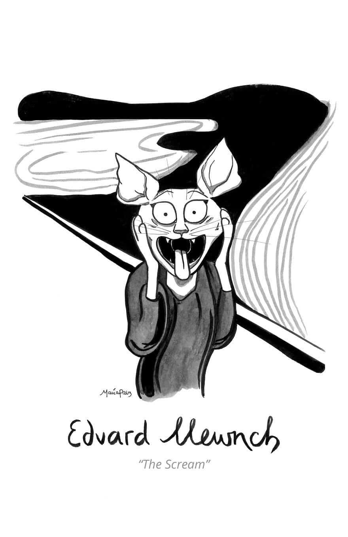 Edvard Mewnch