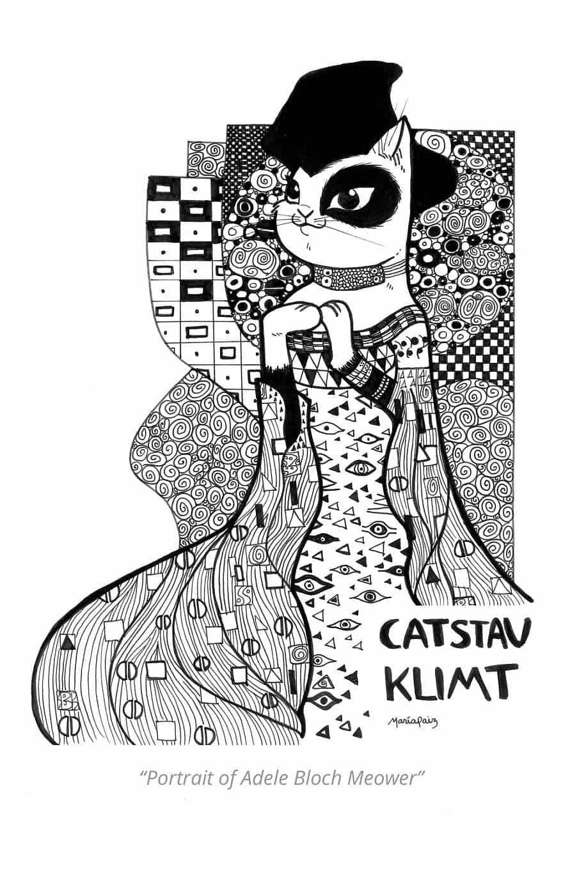 Catstav Klimt