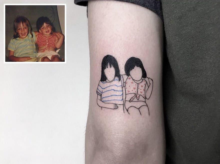 Photo Tattoo