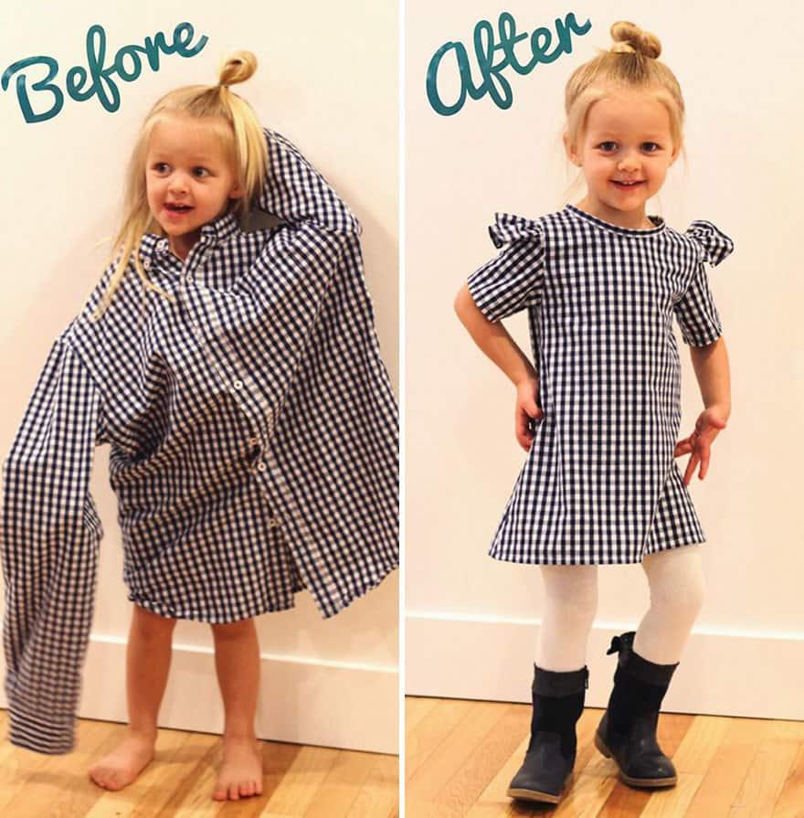 Old-shirt-dresses-stephanie-miller