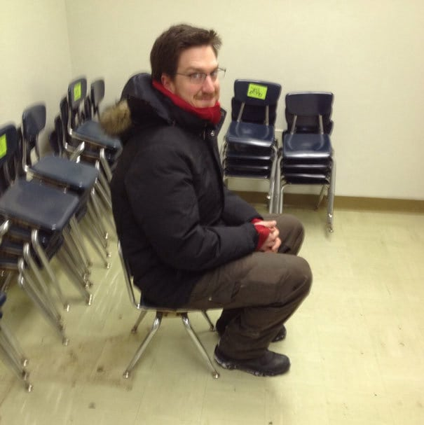 My Boss Bought 50 Chairs In An Online Auction. It Wasn