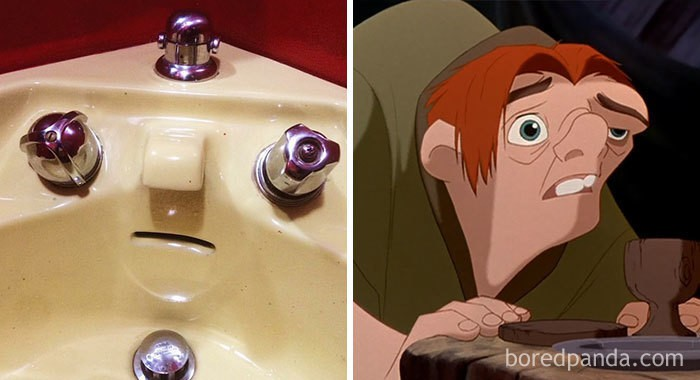 This Sink Looks Like Quasimodo