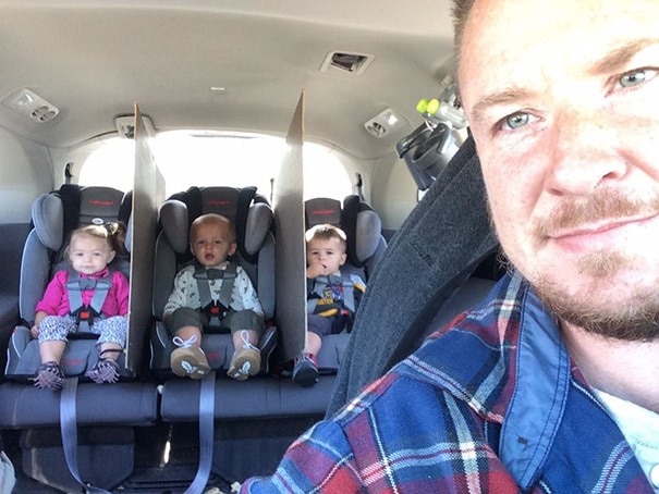 Use Cardboard To Stop Car Fighting Like This Genius Dad Did