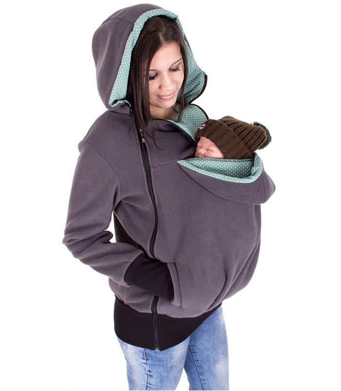Baby Carrier Hoodie