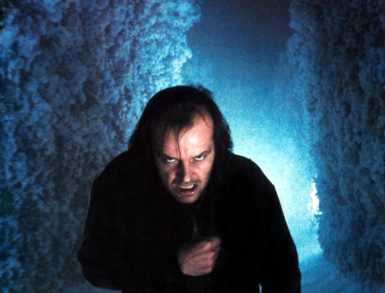 Editorial use only. No book cover usage.Mandatory Credit: Photo by Moviestore/REX/Shutterstock (1635823a) The Shining, Jack Nicholson Film and Television